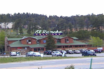 El Rancho Restaurant in Genesee, Colorado