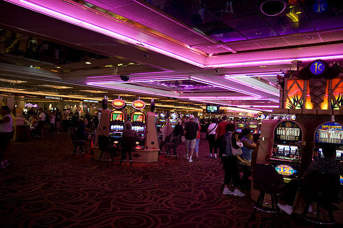 Flamingo slot club macau