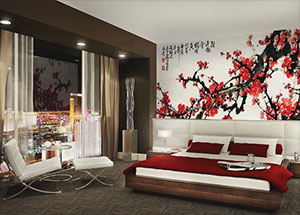Lucky Dragon King Room