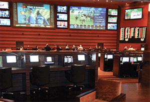 The M Resort Race & Sports Book