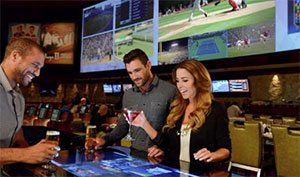 Mirage Race & Sports Book