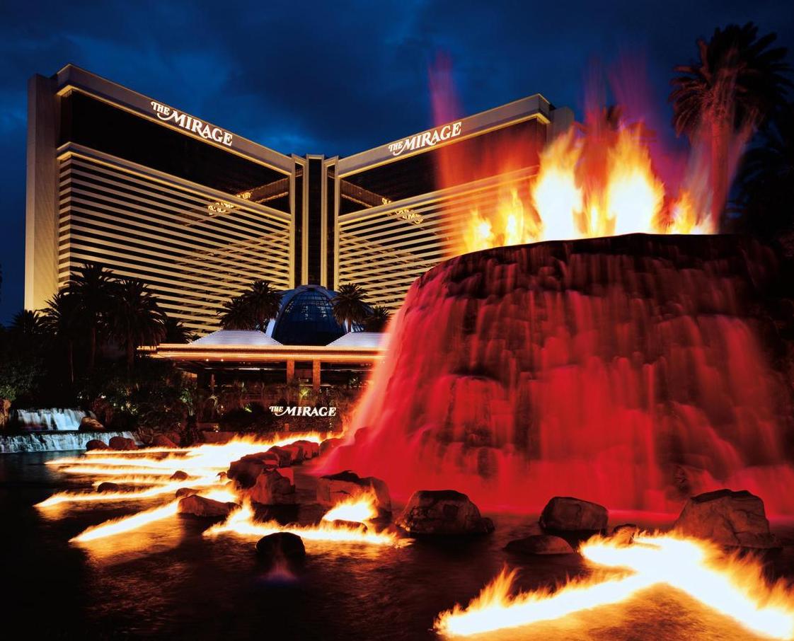 Mirage Las Vegas Room Reservations