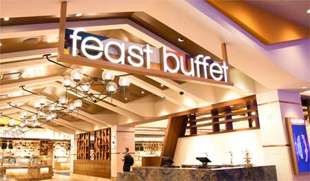 The Feast Buffet at Palace Station