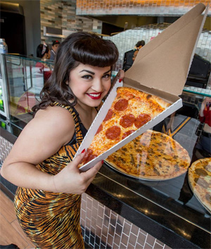 Pin Up Pizza