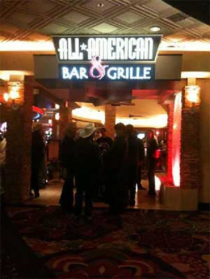 All-American Bar & Grille